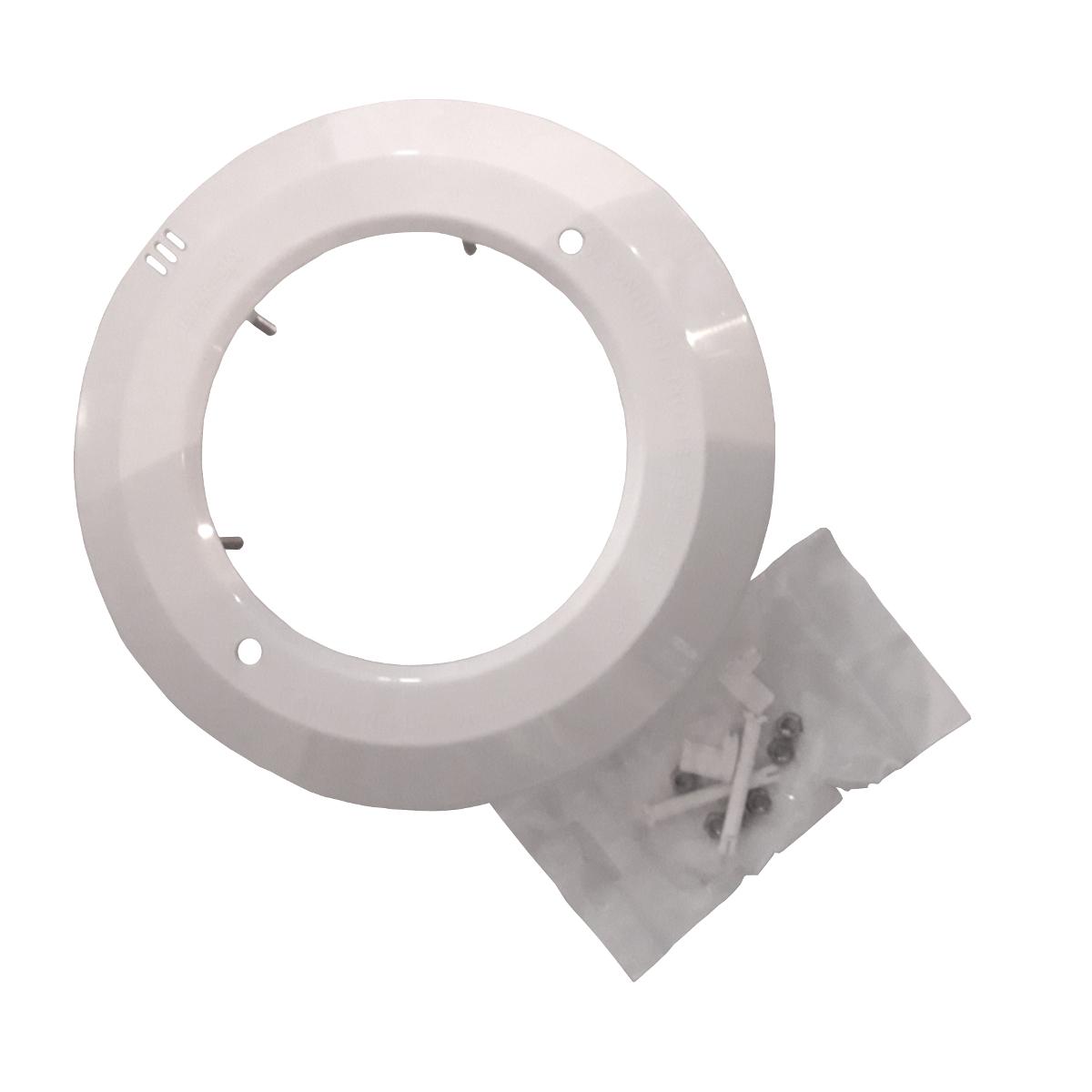 Enjoliveur + bride + vis + anneaux pour projecteur LED | ASTRALPOOL