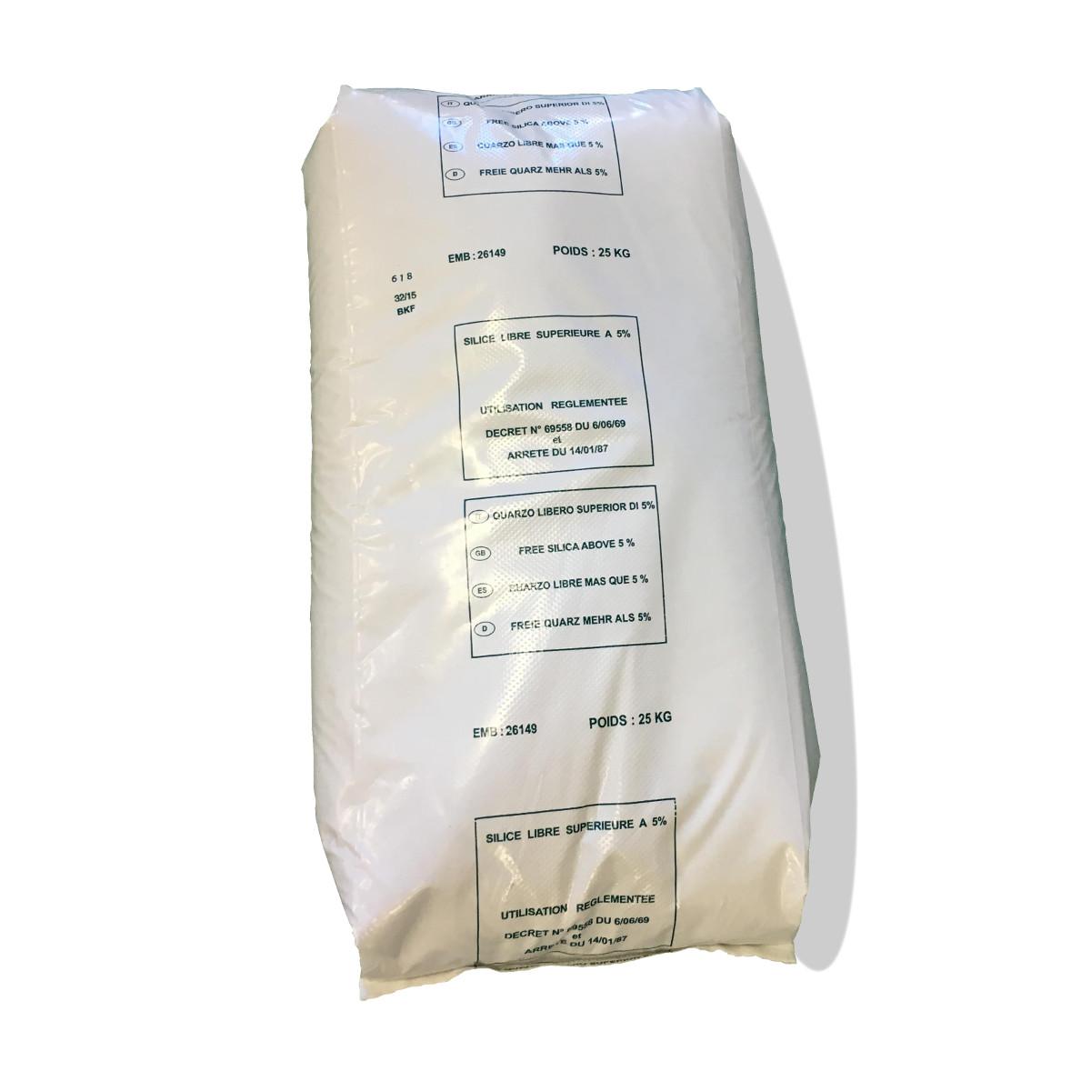 Sac de sable 0,16 - 1,6 mm 25 kg | AELLO