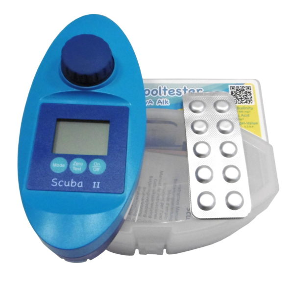 Photomètre SCUBA II | OCEDIS