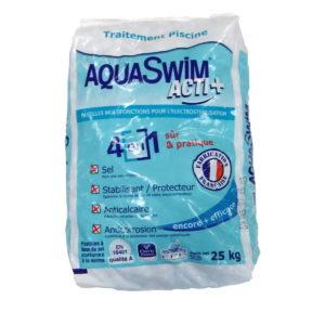 Sac de sel 25 kg | AQUASWIM