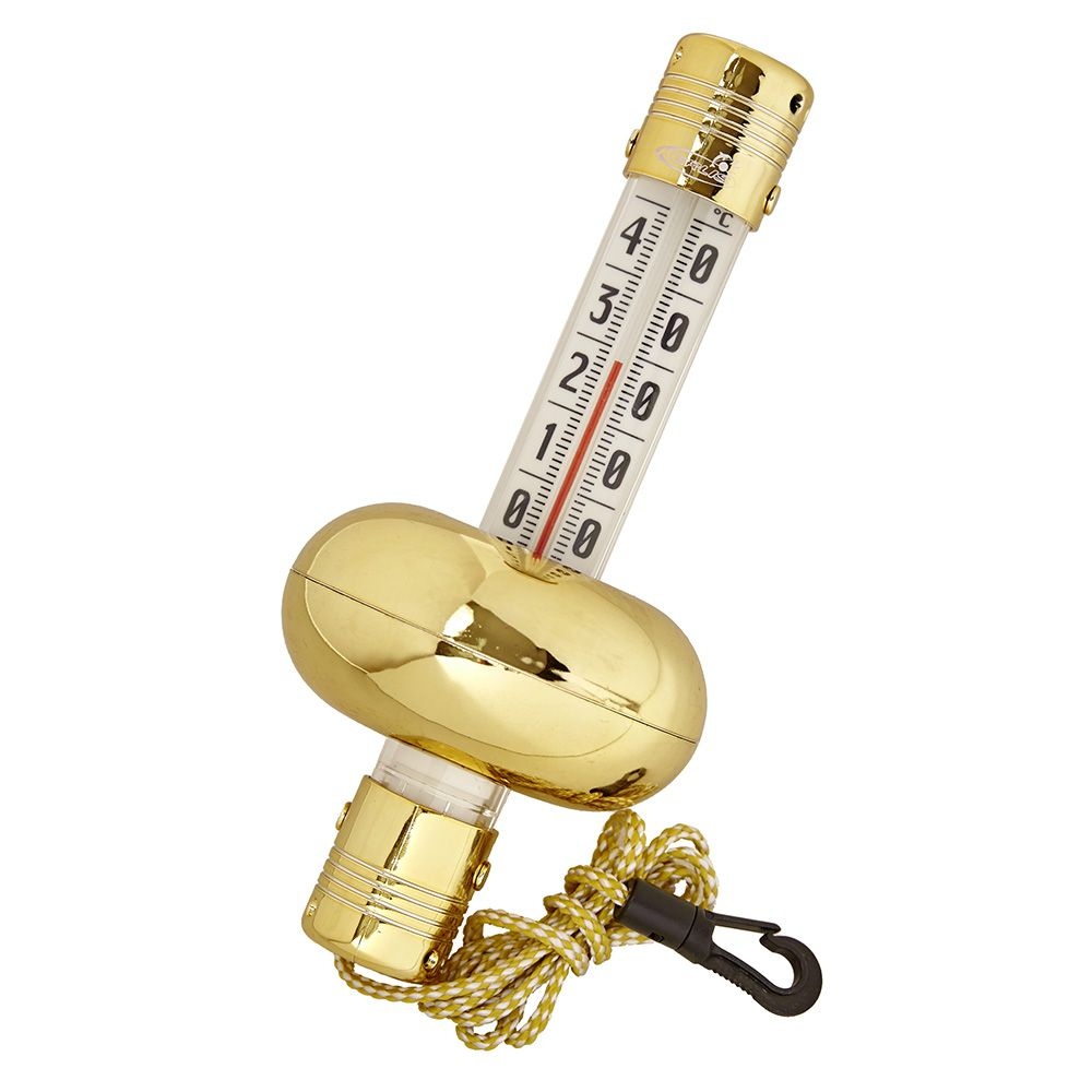 Thermomètre vision metallic | KERLIS