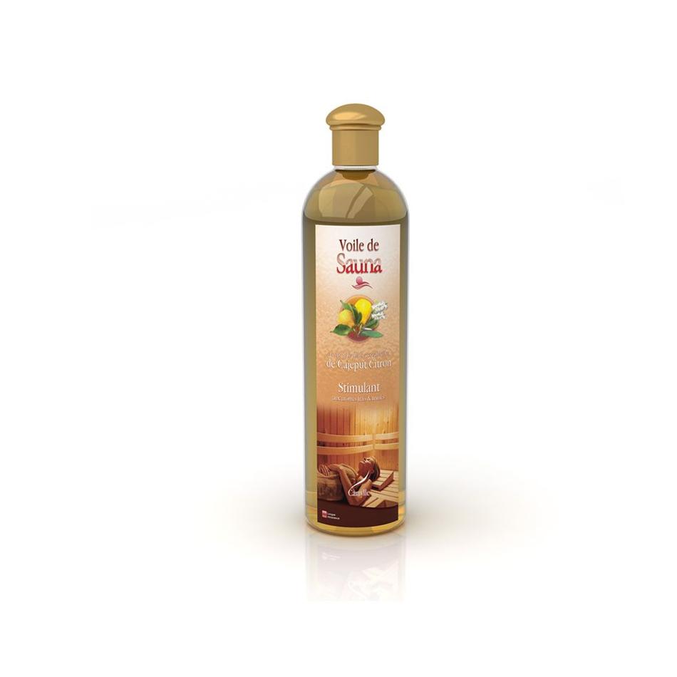 Voile de sauna Cajeput Citron | LABORATOIRES CAMYLLE