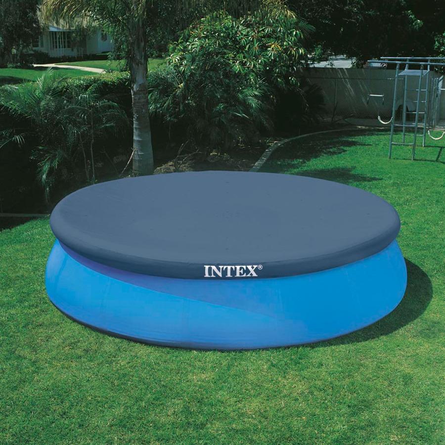Bâche de protection piscine Easy Set 3,96m | INTEX